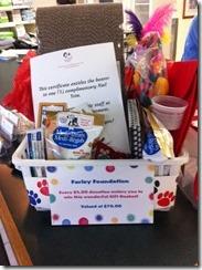 Farley gift basket BCH