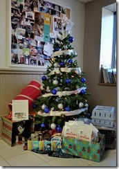 BCH tree with donations